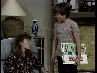 Charlene Mitchell, Bradley Townsend in Neighbours Episode 0279