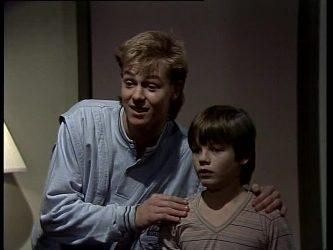 Scott Robinson, Bradley Townsend in Neighbours Episode 0279
