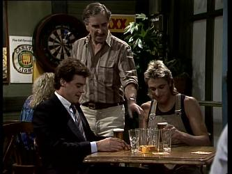 Paul Robinson, Jack Lassiter, Shane Ramsay in Neighbours Episode 0280