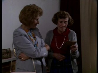 Madge Mitchell, Mrs. York in Neighbours Episode 0281