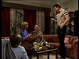Bradley Townsend, Andrea Townsend, Jack Lassiter, Des Clarke in Neighbours Episode 0281