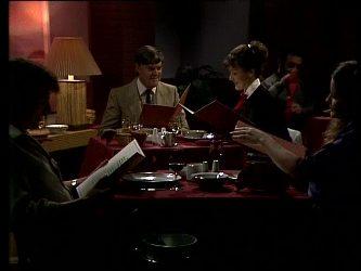 Tom Ramsay, Jean Richards in Neighbours Episode 0281
