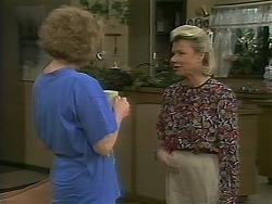 Madge Bishop, Helen Daniels in Neighbours Episode 1114
