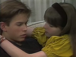 Todd Landers, Cody Willis in Neighbours Episode 1114