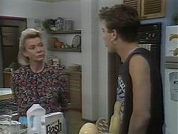 Helen Daniels, Nick Page in Neighbours Episode 1114