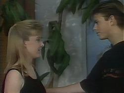 Melissa Jarrett, Todd Landers in Neighbours Episode 1114