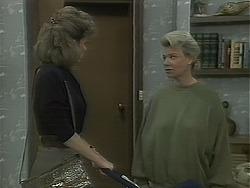 Beverly Robinson, Helen Daniels in Neighbours Episode 1116