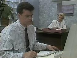 Paul Robinson, Helen Daniels in Neighbours Episode 1116