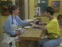 Lee Maloney, Todd Landers in Neighbours Episode 1117