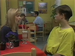 Melissa Jarrett, Todd Landers in Neighbours Episode 1117