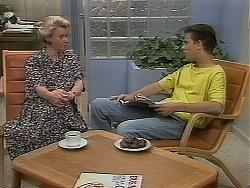 Helen Daniels, Todd Landers in Neighbours Episode 1117
