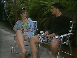 Lee Maloney, Matt Robinson in Neighbours Episode 1117
