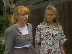 Melanie Pearson, Bronwyn Davies in Neighbours Episode 1119