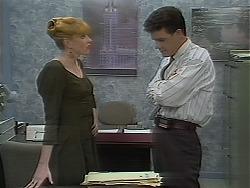 Melanie Pearson, Paul Robinson in Neighbours Episode 1120