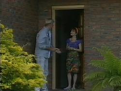 Caroline Alessi in Neighbours Episode 1120