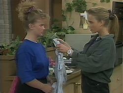 Sharon Davies, Bronwyn Davies in Neighbours Episode 1120