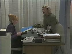 Melanie Pearson, Helen Daniels in Neighbours Episode 1121