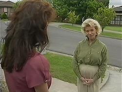 Caroline Alessi, Helen Daniels in Neighbours Episode 1121