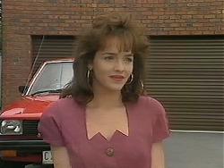 Caroline Alessi in Neighbours Episode 1121