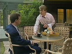 Paul Robinson, Kelvin Stubbs in Neighbours Episode 1121