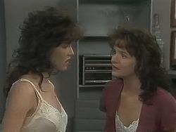 Christina Alessi, Caroline Alessi in Neighbours Episode 1121