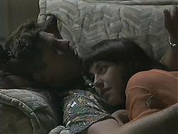 Joe Mangel, Kerry Bishop in Neighbours Episode 1123