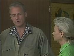 Jim Robinson, Helen Daniels in Neighbours Episode 1123