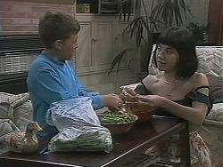 Toby Mangel, Kerry Bishop in Neighbours Episode 1123