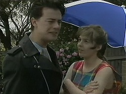 Matt Robinson, Lee Maloney in Neighbours Episode 1124
