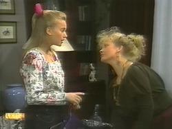 Bronwyn Davies, Sharon Davies in Neighbours Episode 1125