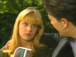 Melissa Jarrett, Matt Robinson in Neighbours Episode 1125