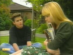 Todd Landers, Melissa Jarrett in Neighbours Episode 1125