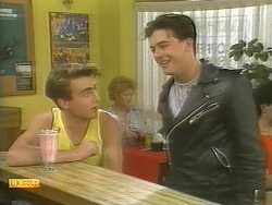 Nick Page, Matt Robinson in Neighbours Episode 1125