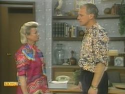 Helen Daniels, Jim Robinson in Neighbours Episode 1125