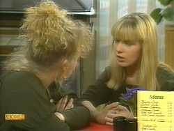 Sharon Davies, Melissa Jarrett in Neighbours Episode 1125