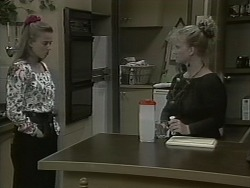 Bronwyn Davies, Sharon Davies in Neighbours Episode 1126