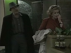 Harold Bishop, Madge Bishop in Neighbours Episode 1126