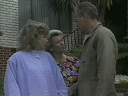 Beverly Marshall, Helen Daniels, Jim Robinson in Neighbours Episode 1126