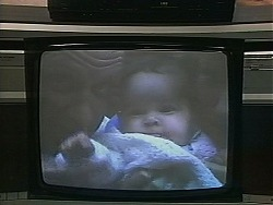 Jim Robinson, Baby Rhys in Neighbours Episode 1126