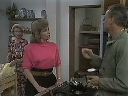Helen Daniels, Beverly Marshall, Jim Robinson in Neighbours Episode 1126