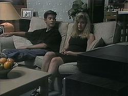 Todd Landers, Melissa Jarrett in Neighbours Episode 1127