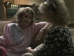 Madge Bishop, Sharon Davies in Neighbours Episode 1127