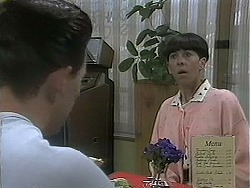 Matt Robinson, Hilary Robinson in Neighbours Episode 1127