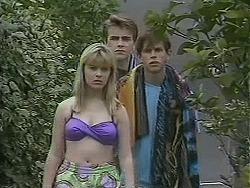 Melissa Jarrett, Nick Page, Todd Landers in Neighbours Episode 1127
