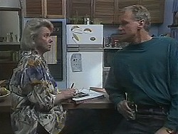 Helen Daniels, Jim Robinson in Neighbours Episode 1128