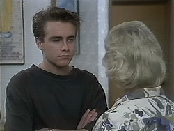 Nick Page, Helen Daniels in Neighbours Episode 1128