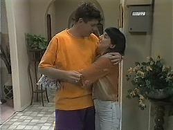 Joe Mangel, Kerry Bishop in Neighbours Episode 1128