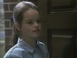 Lochy McLachlan in Neighbours Episode 1128