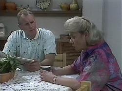 Jim Robinson, Helen Daniels in Neighbours Episode 1128