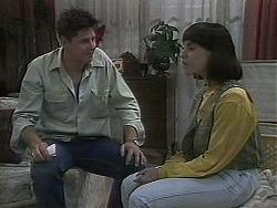 Joe Mangel, Kerry Bishop in Neighbours Episode 1129